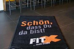 FitX Logomatte