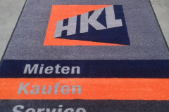 HKL Logomatte